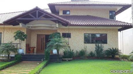 Residencia De 1.000m2 En Parana Country Club - Cde