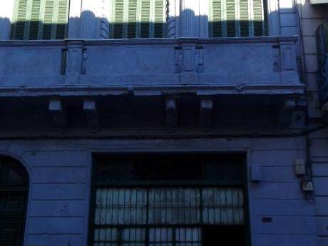 Venta Edificio C/renta (gran Local Y Casa De Altos)
