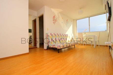 Apartamento De 1 Dormitorio, Con Portería 24 Hs En Pocitos Con Inquilinos