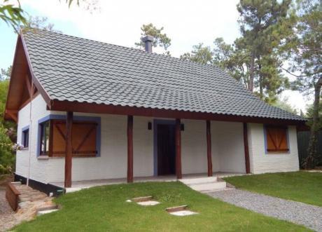 Vendo Hermosa Casa A Estrenar En El Pinar En Zona Residencial
