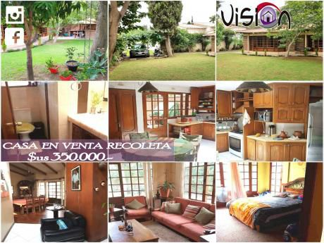 Casa En Linda Zona