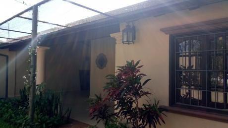 Alquilo Casa Todo Planta Baja  Z/cit, Col. Trinity, -  Luque.