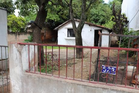 Terreno Bo. Sta. Maria - Fdo. De La Mora