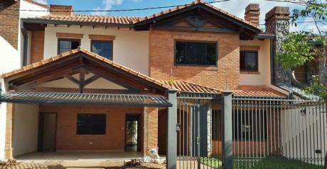 Alquilo Hermosa Casa Zona Casa Rica 2_mburucuya_ Curda