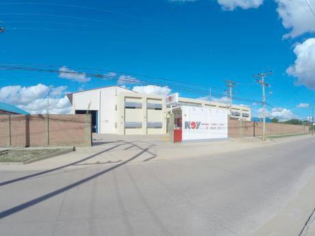 Oficinas / Galpones, Terreno De 13.426m2, Parque Industrial Padi