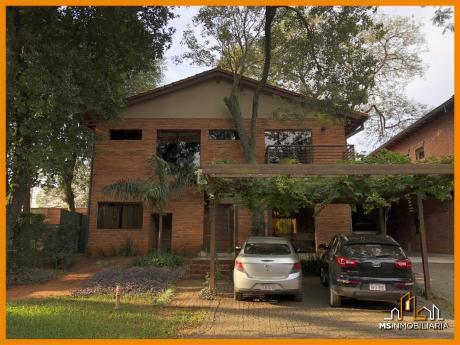 Vendo Residencia En Condominio Villa Del Parque – San Lorenzo