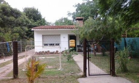 A 2 Cuadras De Ruta Interbalnearia Y 3 De La Playa,si Banco!!!