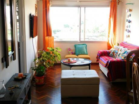 Hermoso Y Luminoso Apartamento En Parque Batlle