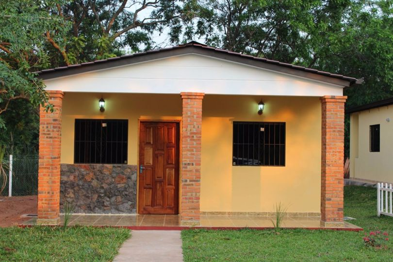 Casas econ micas a cuotas ref 2fe38 for Casas de campo economicas