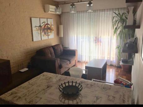 Apartamento Luminoso En Buen Estado!