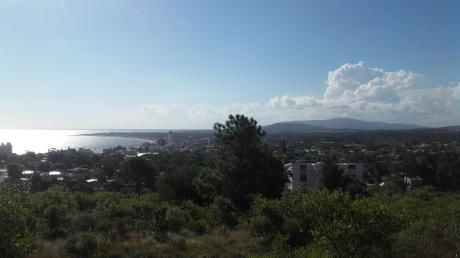 Terreno A La Venta Con Vista Al Mar En Piriapolis