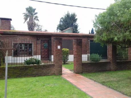 Oferta Unica De Casa En Ciudad De La Costa!!!