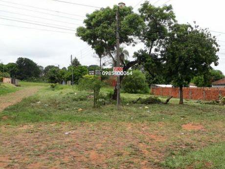 Vendo Terreno En ñemby Barrio Santa Rosa
