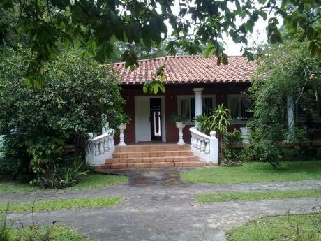 Alquilo Hermosa Y Amplia Casa Con Piscina En San Bernardino