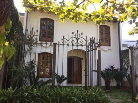 Alquilo Hermosa Casa Estilo Colonial