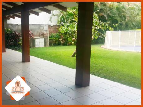 Hermosa Casa En Alquiler De Dos Plantas, Zona Doble Vía A La Guardia 6to Anillo