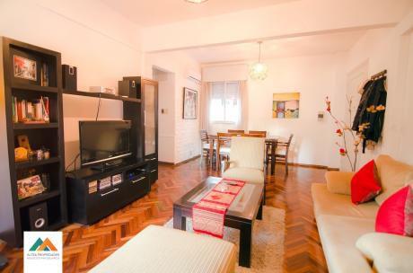 Apartamento De 1 Dormitorio, Súper Amplio Y Luminoso, 55m2