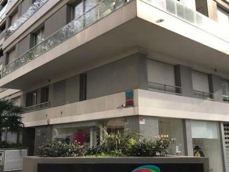Fte A Plaza Gomensoro. Balcon Con Vista. Garage