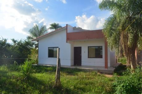 Casa En Urbanizacion La Tranquera, Por El Puente A Mano Izquierda 38.000 $us