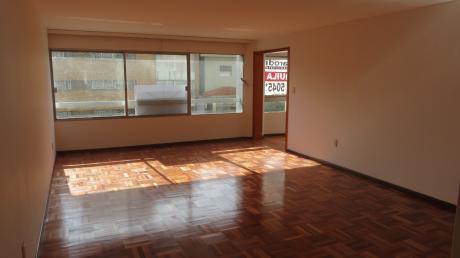 Echevarriarza - Reciclado - 3 Dormitorios Y Servicio Completo