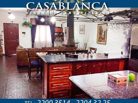 Casablanca Inmobiliaria / P.u  En 3 Plantas