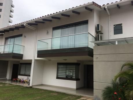 Casa En Alquiler Condominio Santa MÓnica