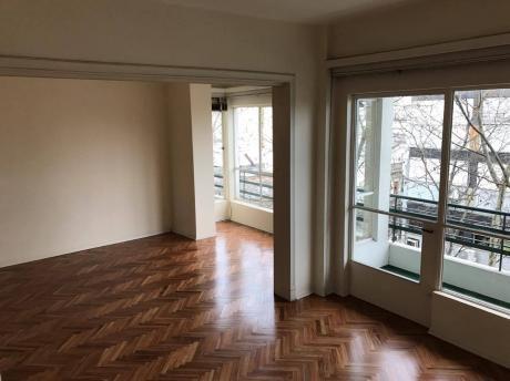 Excelente Apartamento Paullier Y Colonia 4to Piso 120 M2 Serv Compl Y Terrazas