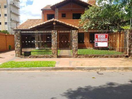 Alquilo Amplia Y Hermosa Casa. Zona San Lorenzo