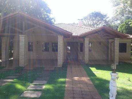 Alquilo Casa En El Parana Country Club!