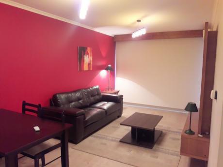Alquiler De Apartamento Equipado De Un Dormitorio En Carrasco Este