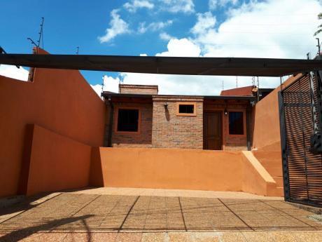 Tierra Inmobiliaria - Casa A Estrenar! 3 Dormitorios En Lambare!
