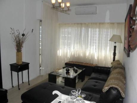Confortable Y Bien Equipado, 2 Dormitorios En Torre Con Servicios