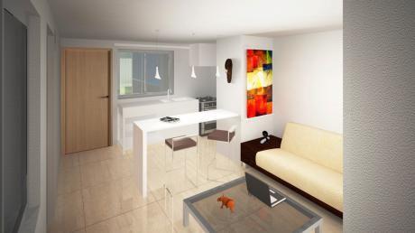 Nuevo Proyecto - Aptos 1 Y 2 Dormitorios C/parrillero - Prado Bella Vista