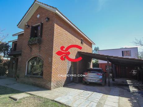 Casa En Venta En San José De Carrasco. Ref: 5556