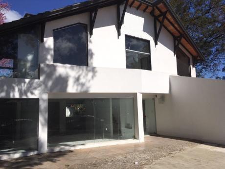 Oferta - Casa Para Oficina En Alquiler - Villamorra.
