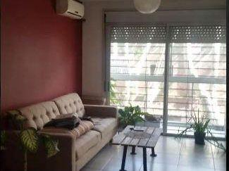 Excelente Apartamento En Paraguay Al Frente, Muy Luminoso, 1 Dormitorio
