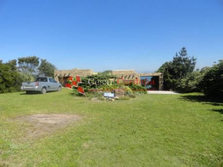 Casa En Alquiler En Punta Ballena - Ref: 1055