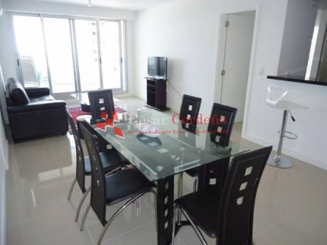 Apartamento En Alquiler En Brava - Ref: 315