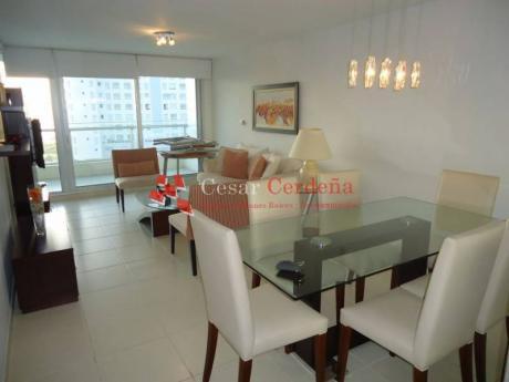 Apartamento En Alquiler En Mansa - Ref: 498