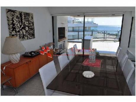 Apartamento En Alquiler En Puerto - Ref: 626