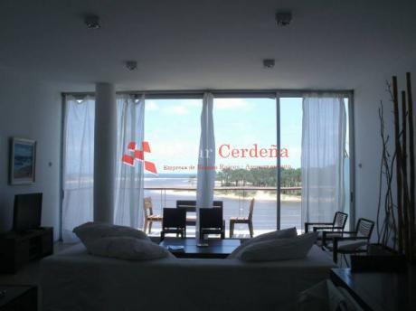 Apartamento En Alquiler En La Barra - Ref: 864