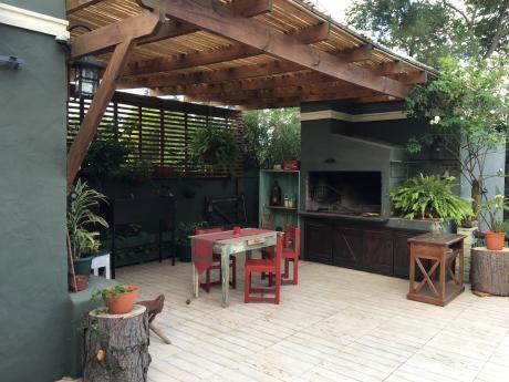 Id 10855 - Preciosa Y Confortable - 4 Dorm - 2 Baños