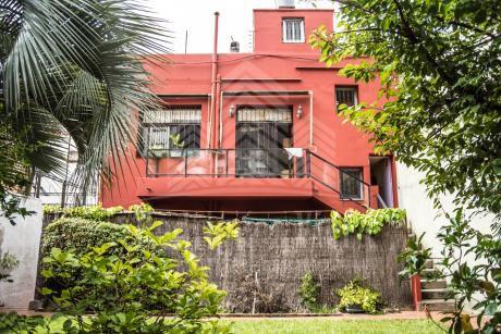 Casa En Pocitos Reciclada - Ideal Para Empresa O Inversores.
