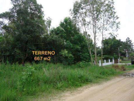 Lindo Terreno En San Luis, Muy Cercano A La Interbalnearia