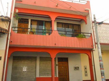 Casa En El Centro Ideal Para Negocio, Residencial (calle Santa Barbara)