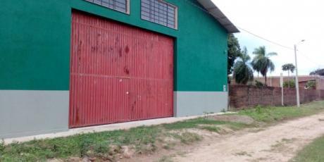 En Zona Comercial Galpón  Y Terreno Para Empresa - Santa Cruz De La Sierra