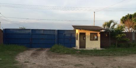 Hermoso Y Amplio Terreno + Galpon - Santa Cruz De La Sierra