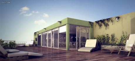 Monoambiente Con Terraza Parrillero En Excelente Punto Con Renta