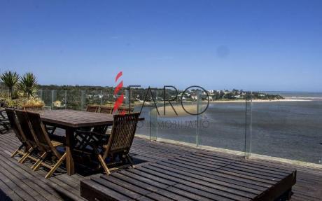 Pent House En La Barra 3 Dormitorios Con Terraza - Ref: 32595
