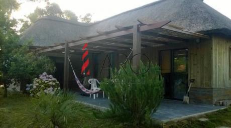 Casa En La Barra 2 Dormitorios - Ref: 32774